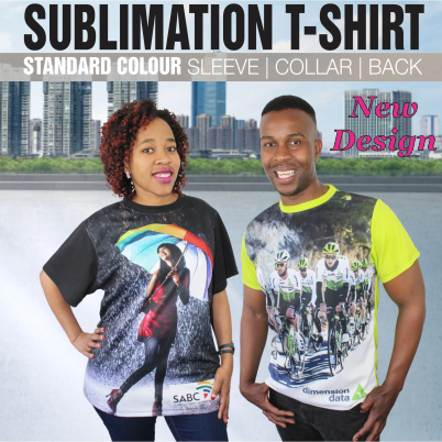 New Sublimated Shirts from Aba
